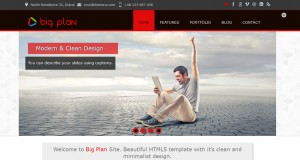 Big Plan HTML5