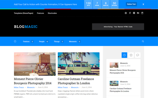 blogmagic-clean-wordpress-blog