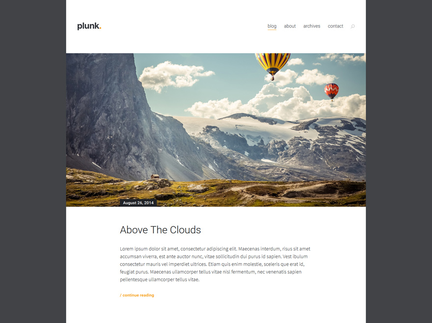 plunk-blogging-wordpress