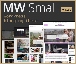 Download Responsive Blog WordPress theme