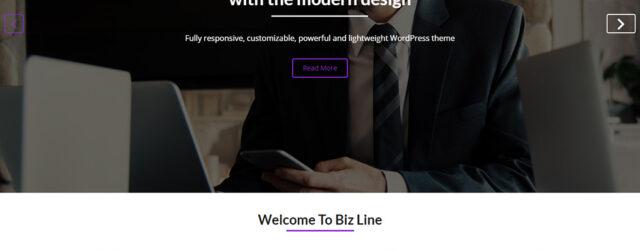 BizLine – New update version 1.5