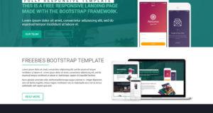 Oginer App Free WordPress Landing Page Theme